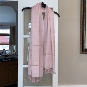 Accessories - Paris Pink Scarf